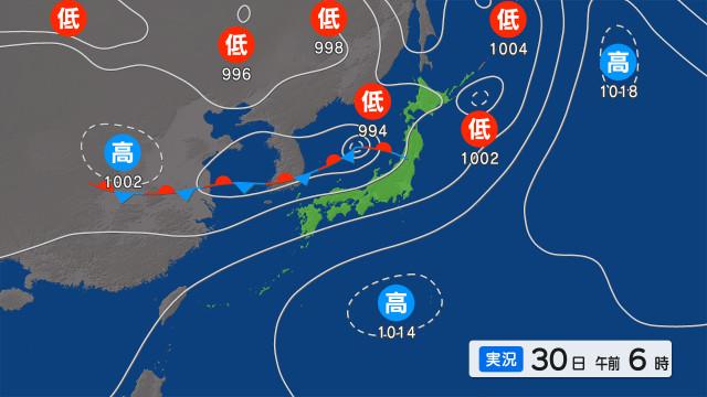 2 予報 京都 週間 天気